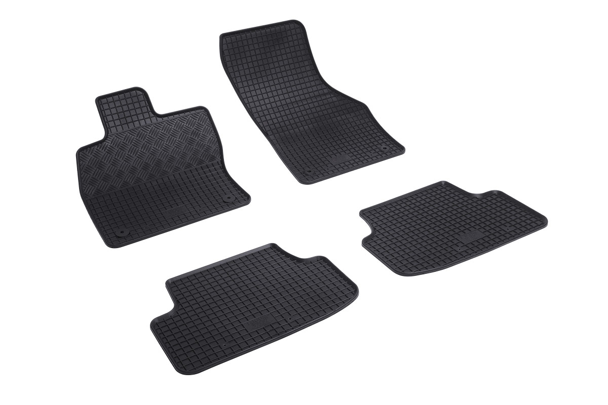 Rigum Gumové koberce VW GOLF VII Sportsvan 2014-