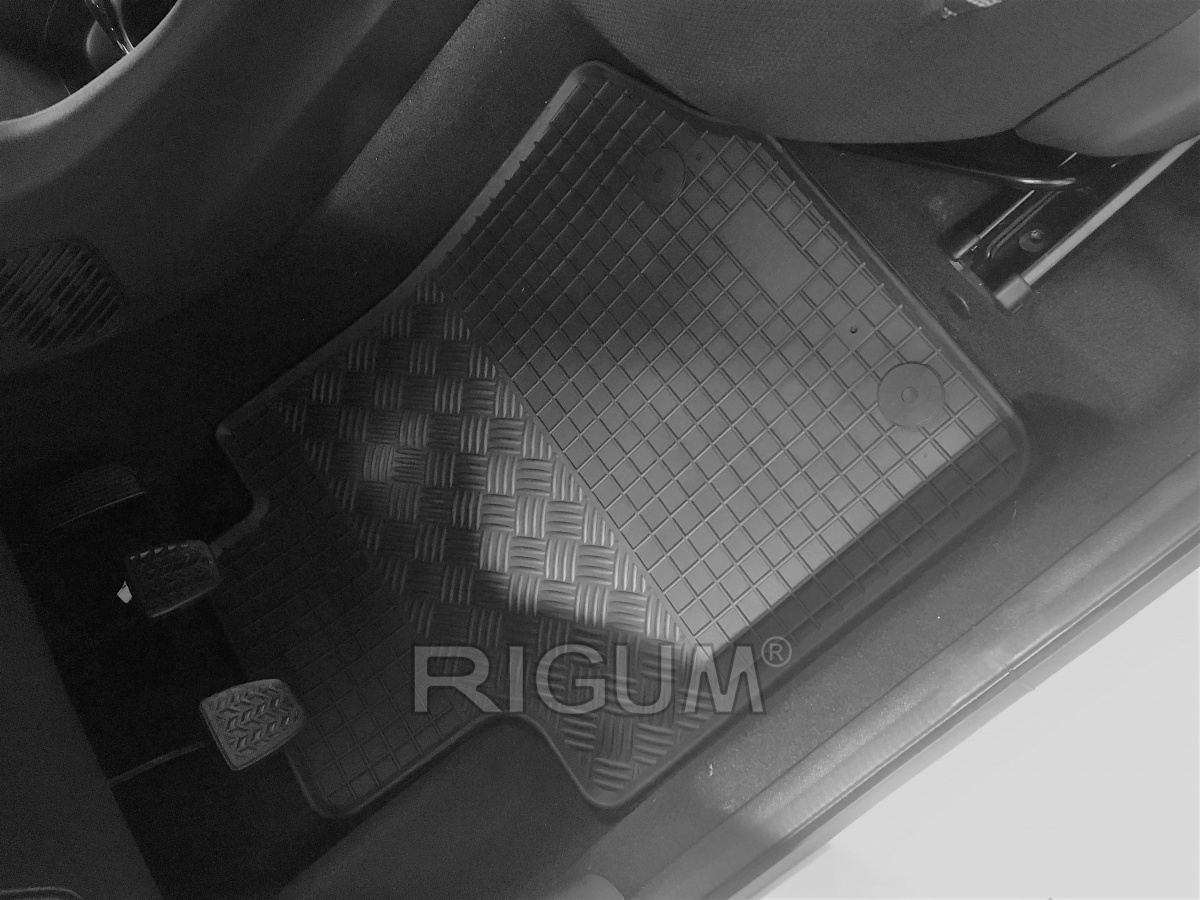 Rigum Gumové koberce Citroen C1 2014-