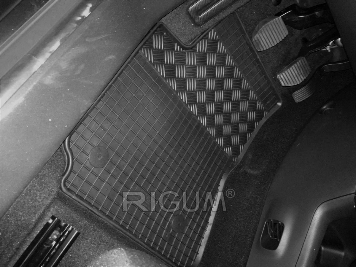 Rigum Gumové koberce Citroen C4 CACTUS 2014-