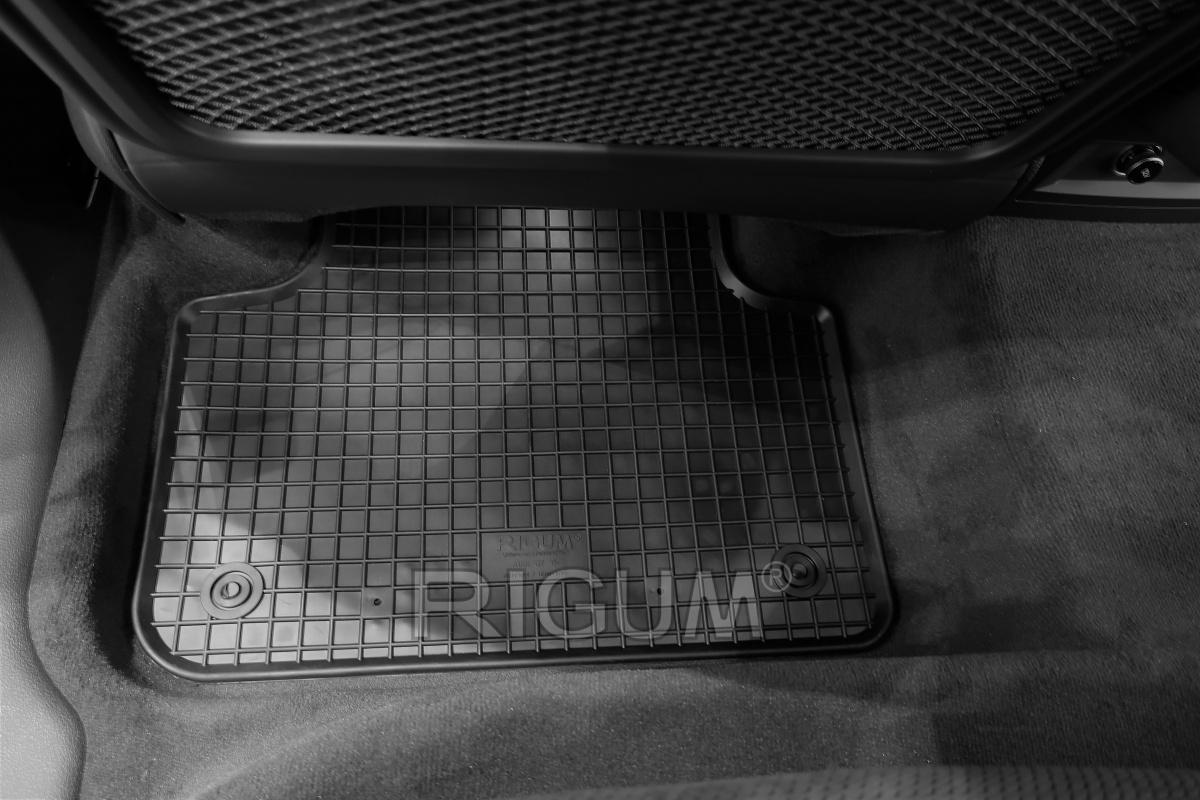 Rigum Gumové koberce Audi Q7 2015-