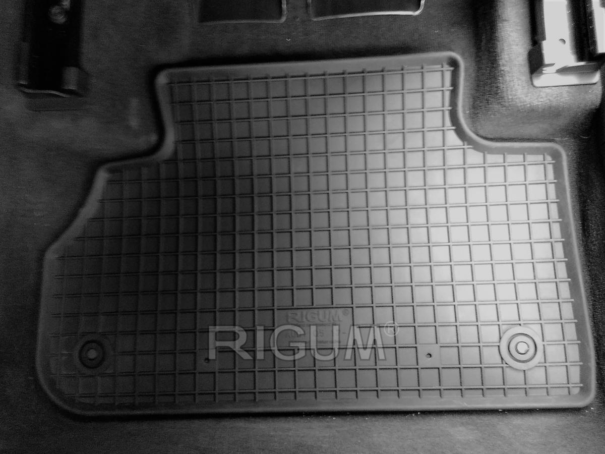 Rigum Gumové koberce Audi Q5 2017-
