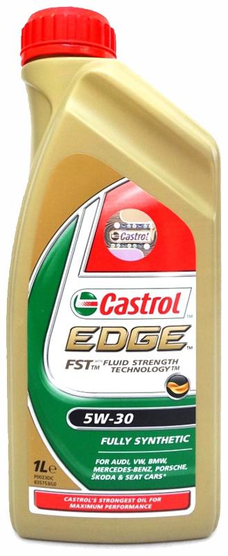 Olej motorový Castrol EDGE 5W-30 1L (LL - TITANIUM)