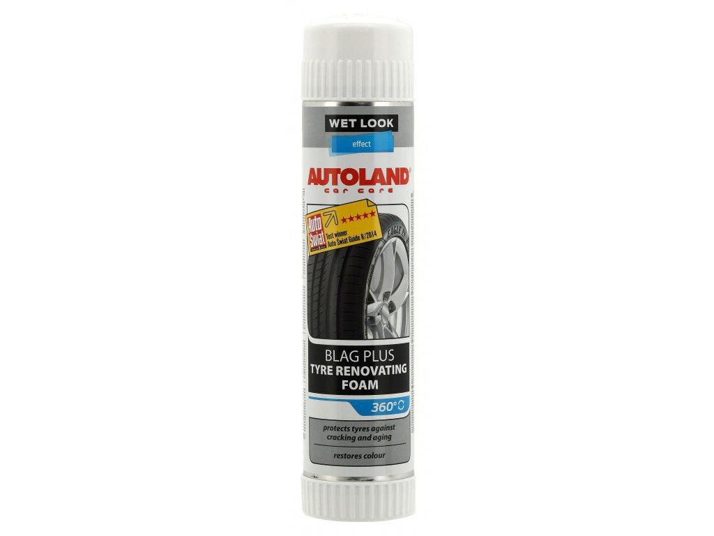 Autoland Pěna na čištění pneu spray 400ml