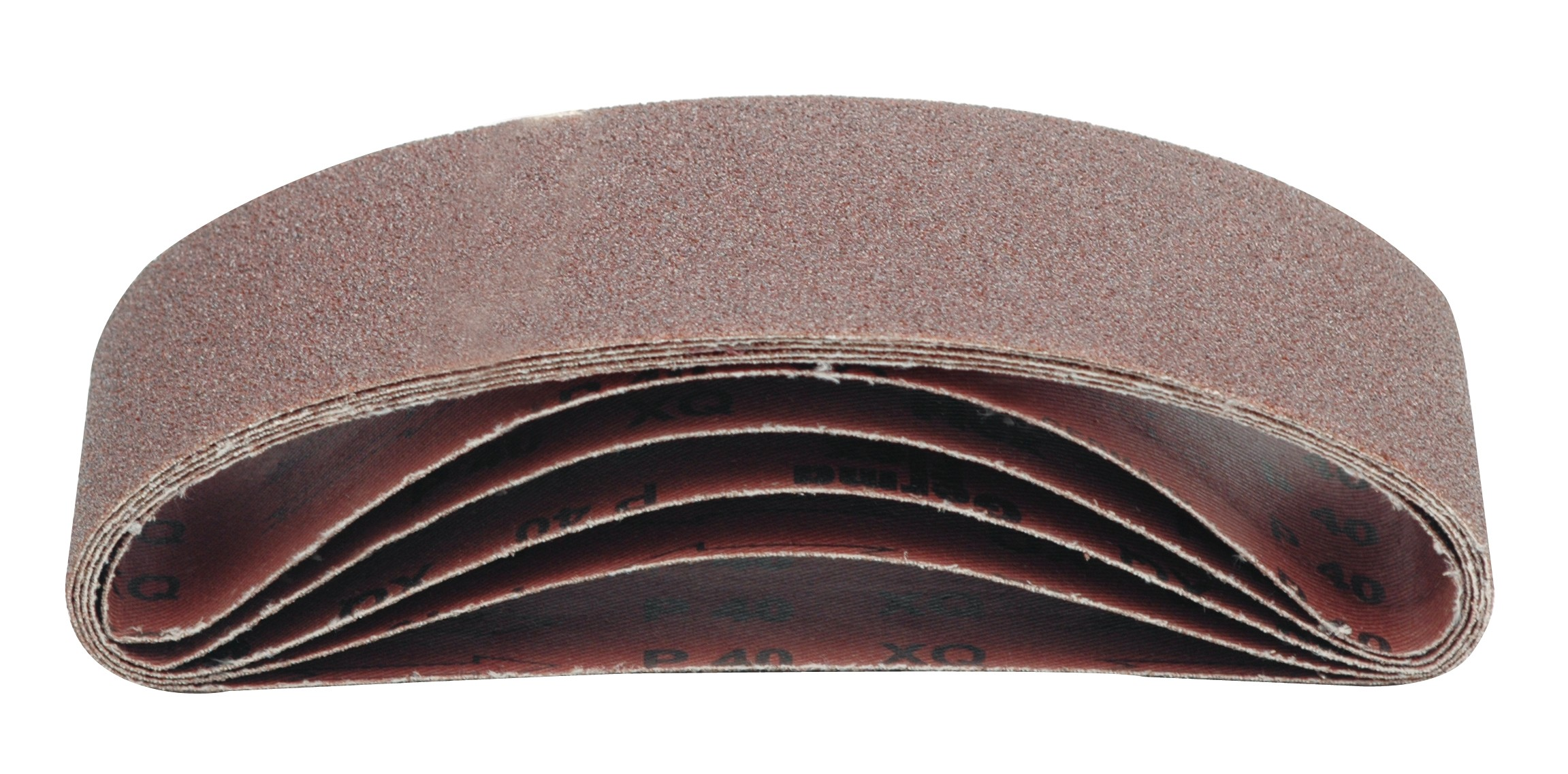 Vorel Brusný pás 533 x 75 mm P40 5 ks