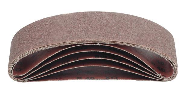 Vorel Brusný pás 533 x 75 mm P120 5 ks