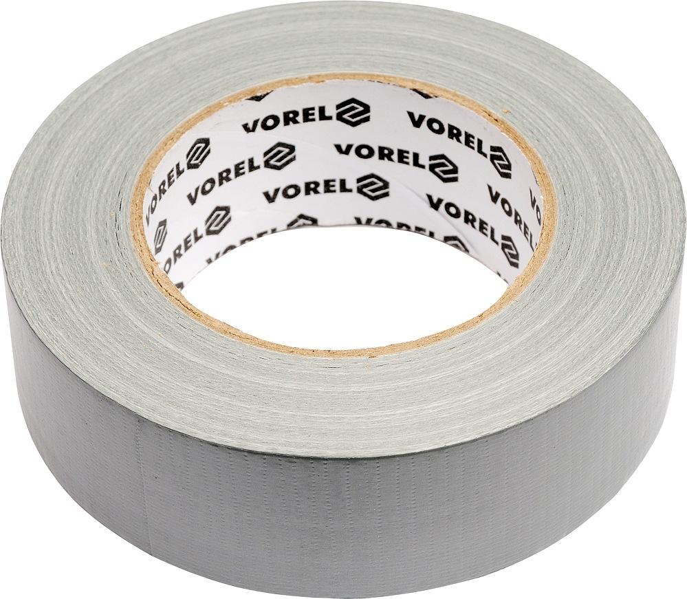"""Vorel Páska textilní """"DUCT"""" 48mmx10m"""