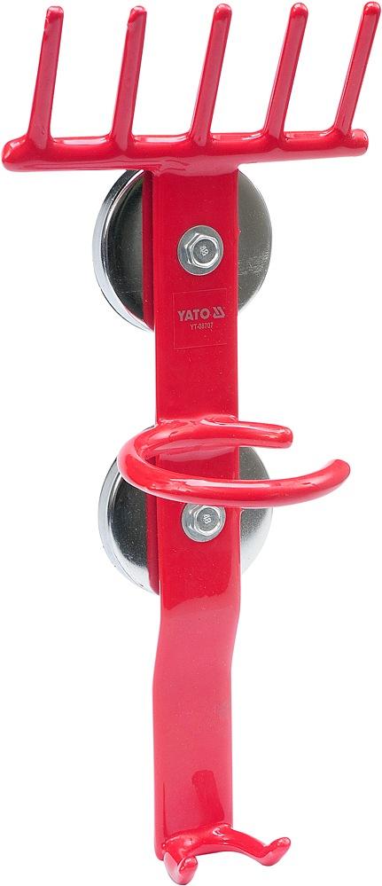 YATO Držák pneumatického nářadí, magnetický
