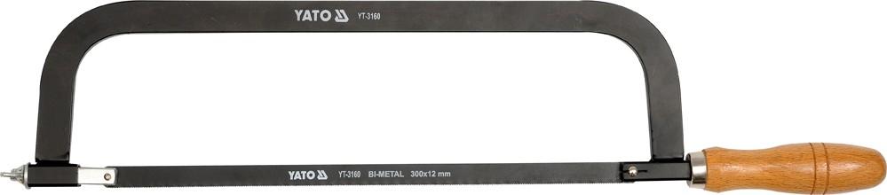 YATO Pila na železo 300 mm