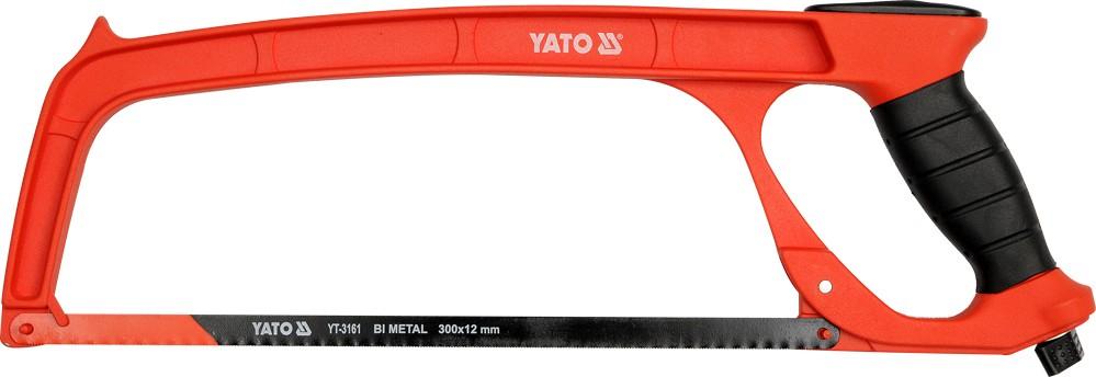 YATO Pila na železo 300 mm Al rám