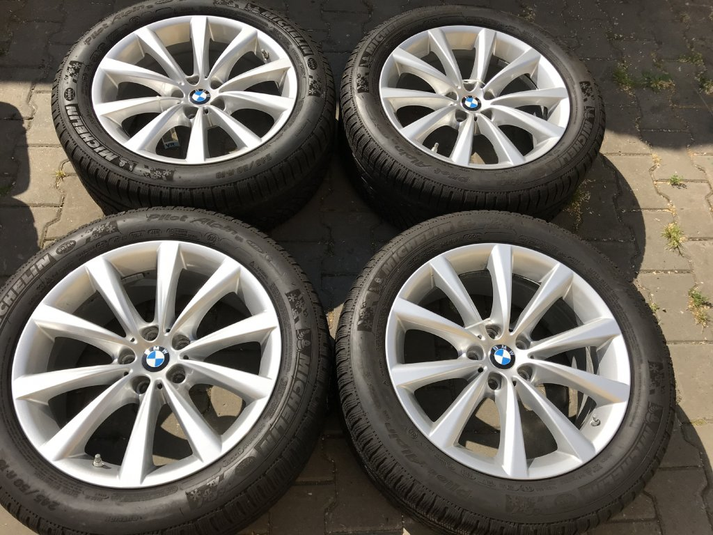 Alu BMW 5 Series G30 G31 (Styling 642) 8x18 5x112 ET30 245/50 R18