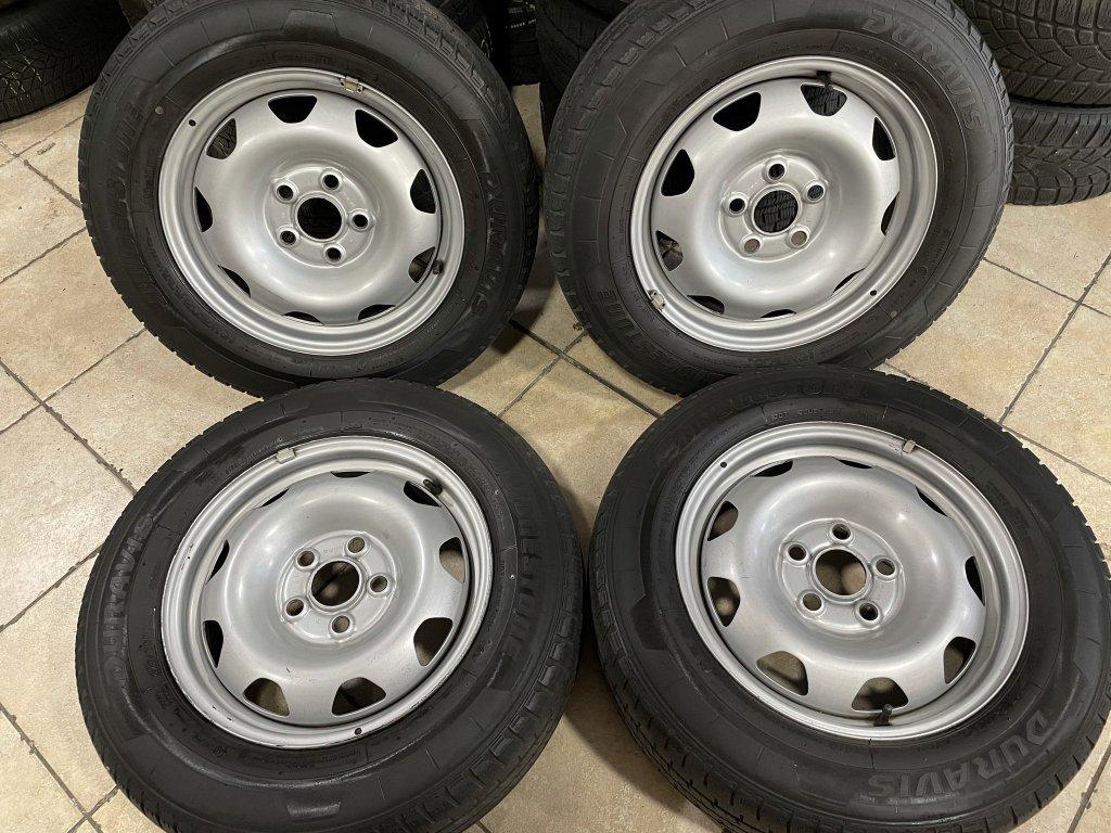 Kompletní sada Volkswagen T5/T6 6,5J et51 215/65 R16C