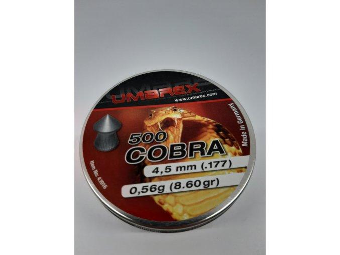 Umarex Cobra 4,5mm (500ks)