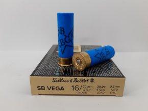 S&B Brok.náboj 16/70/3,5 Vega (10ks.)