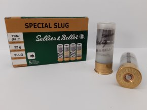 S&B 12/67 Special Slug 32g (5ks)