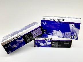 Ochranné rukavice Semper Guard Nitrile XL 9-10