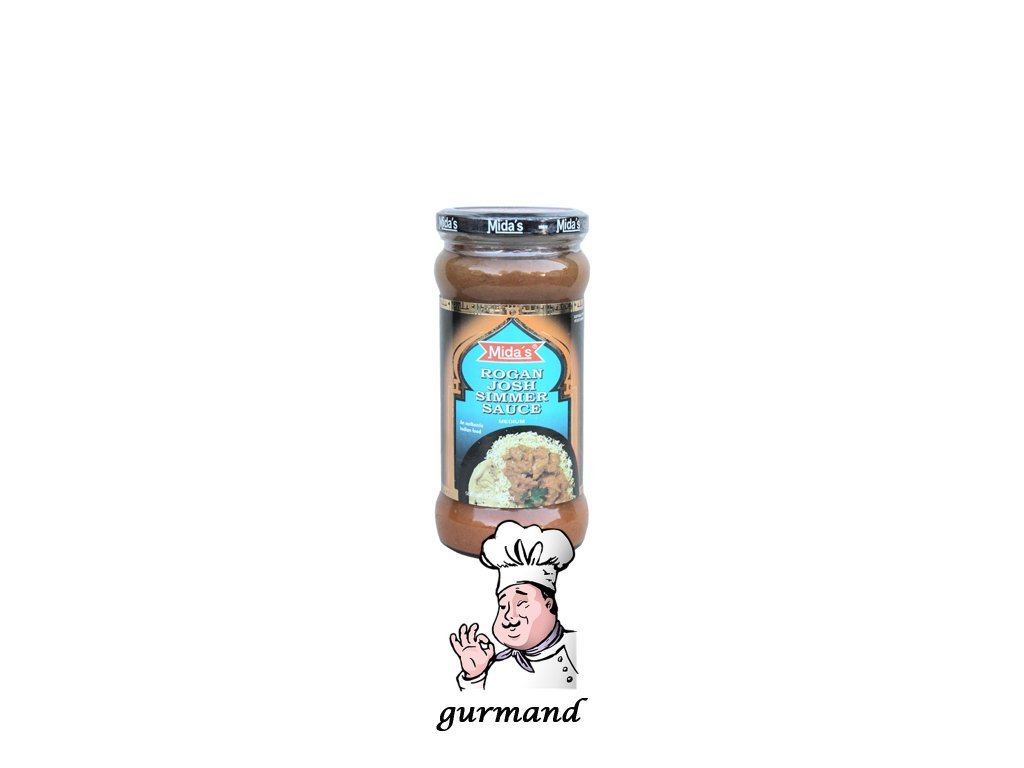 Mida's  Rogan Josh Simmer Sauce 370g