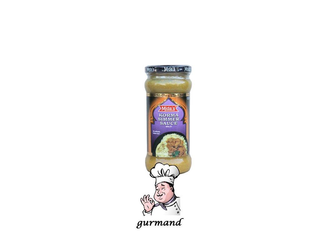 Mida's  Korma Simmer Sauce 370g