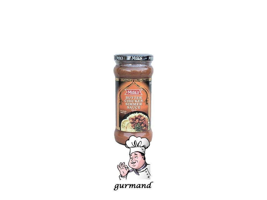 Mida's  Butter Chicken Simmer Sauce 370g