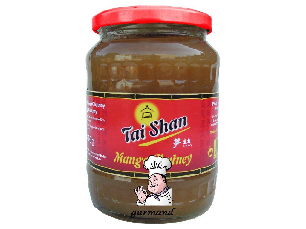 Tai Shan  Mango čatní (Chutney) sladké 800g