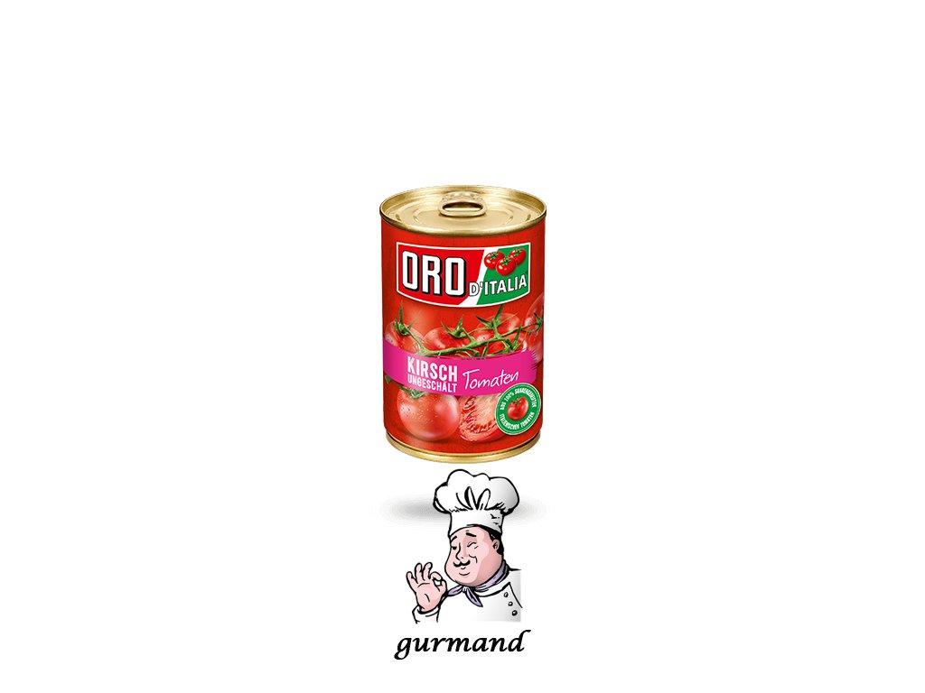 Oro di Parma Cherry rajčata neloupaná 400/240g