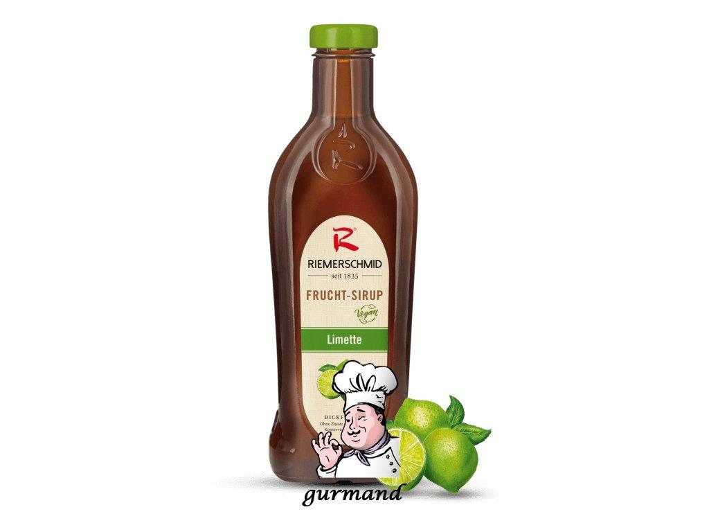 Riemerschmid  Limetový sirup 500ml