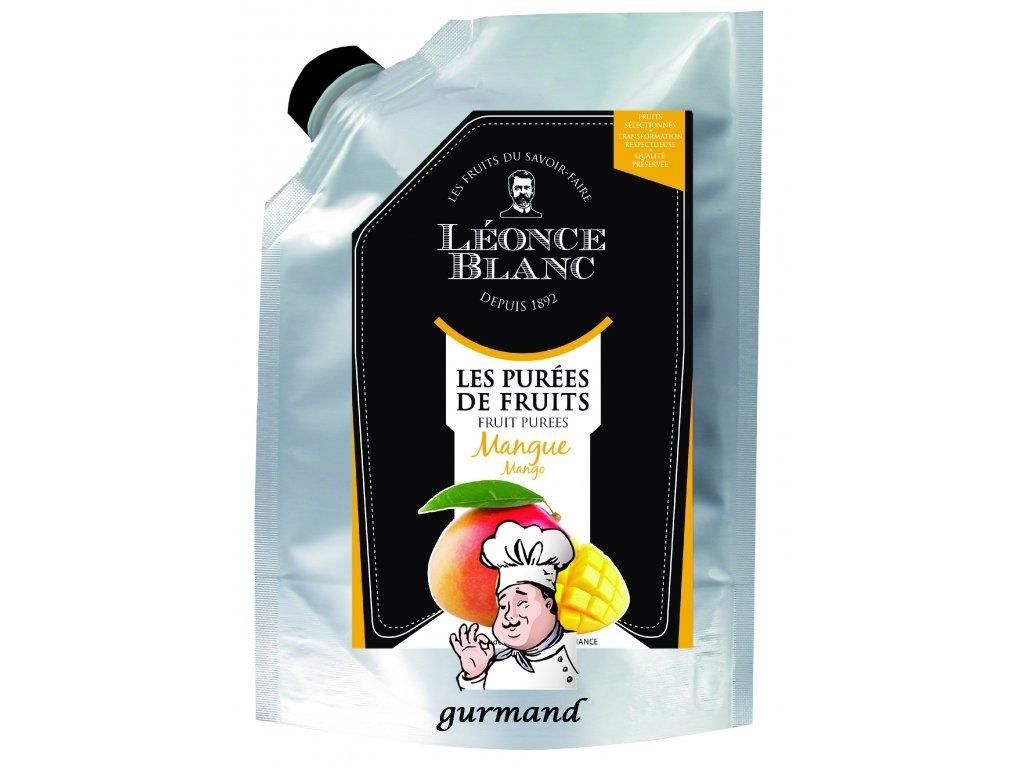 Léonce Blanc Mangové pyré (dřeň) 1000 g