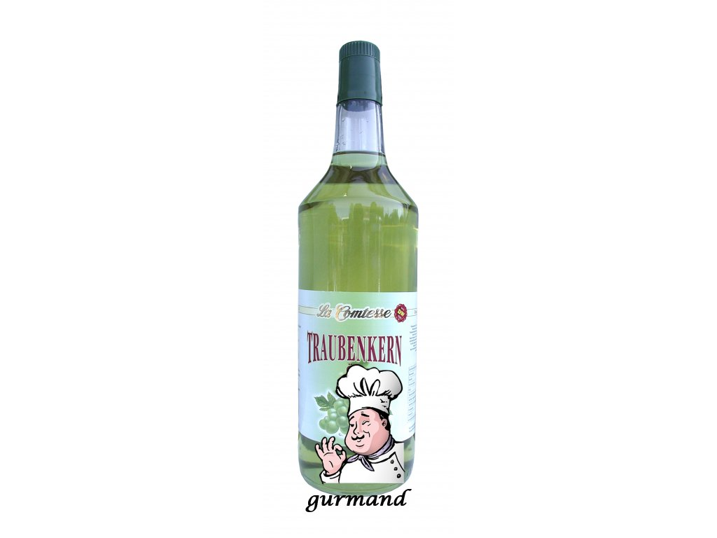La Comtesse  Olej z hroznových semen (Grape Seed Oil) 1l