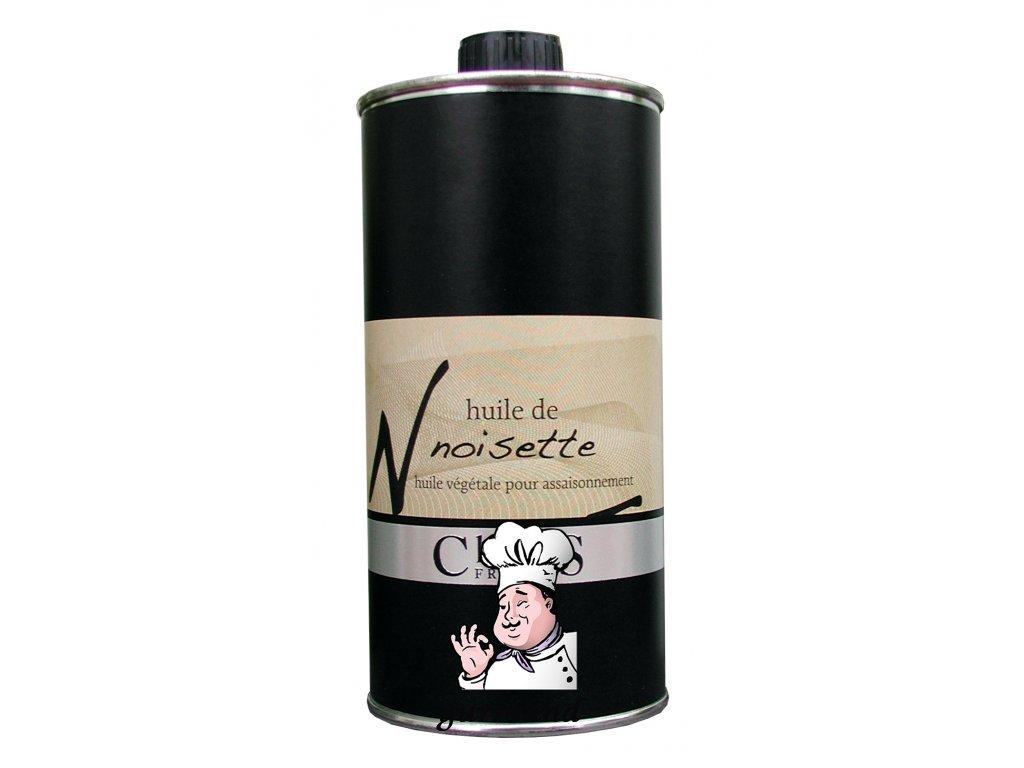 Clovis  Olej z lískových oříšků 500ml