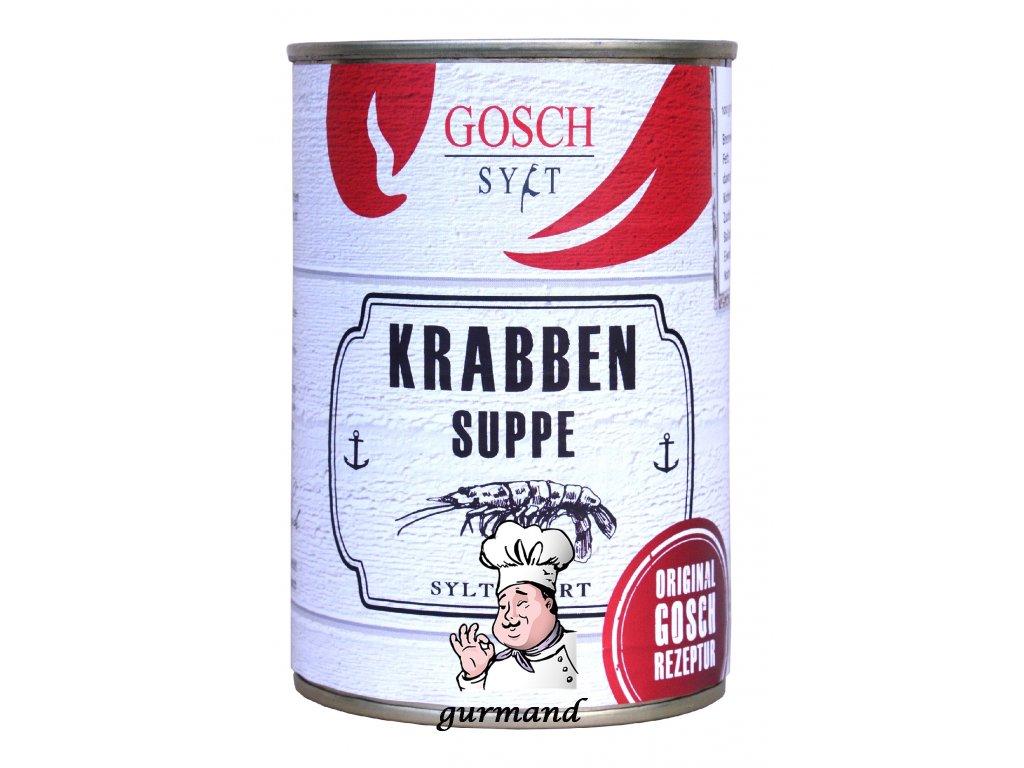 Gosch  Polévka krabí labužnická ze Syltu 400ml