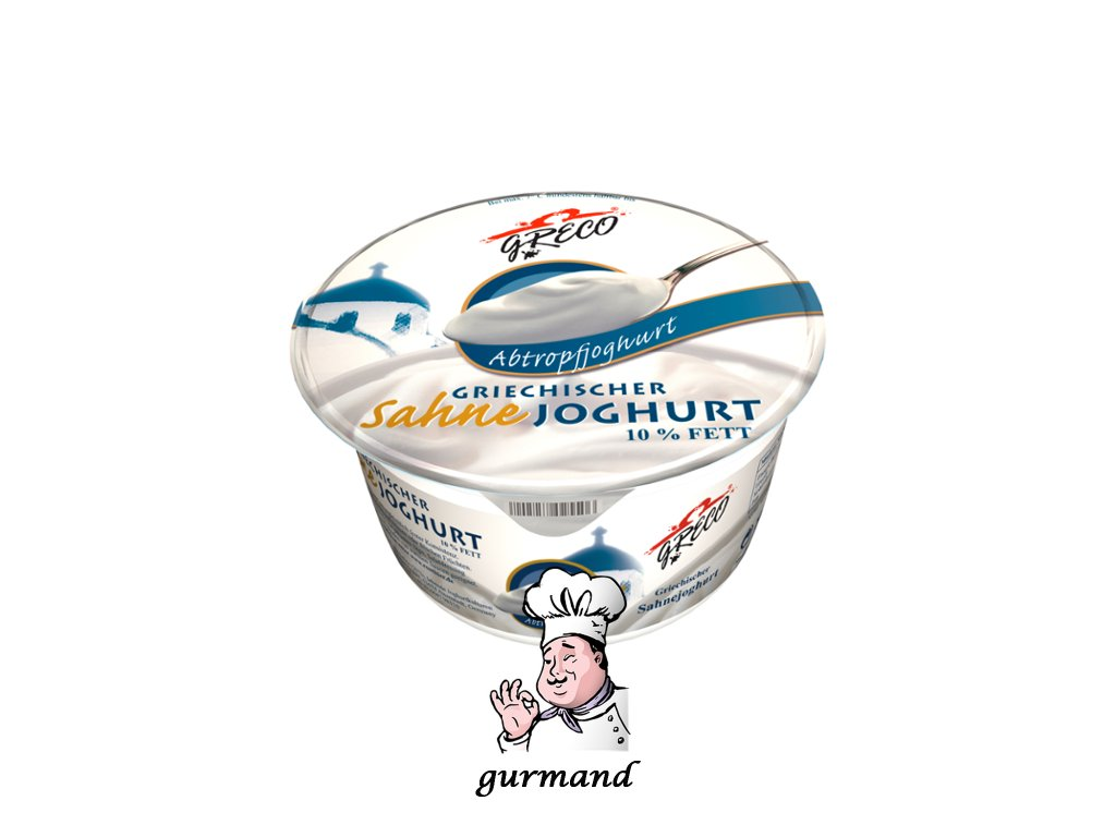 Greco Jogurt řecký smetanový 10% t.v.s. 200g
