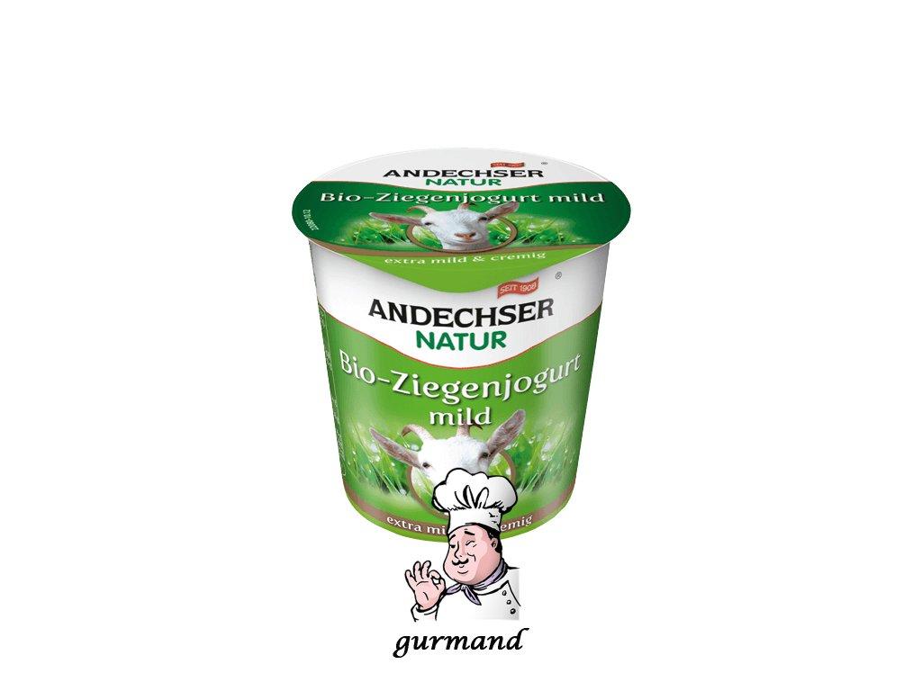 Andechser Bio jogurt z kozího mléka 125g