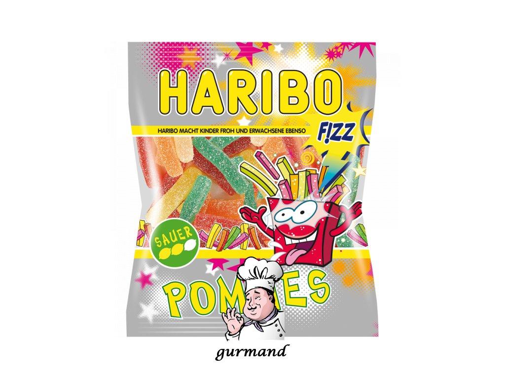 HARIBO Pommes hranolky 200g