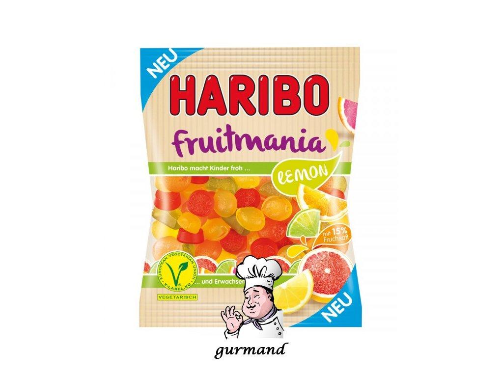 HARIBO Fruitmania Lemon 175g
