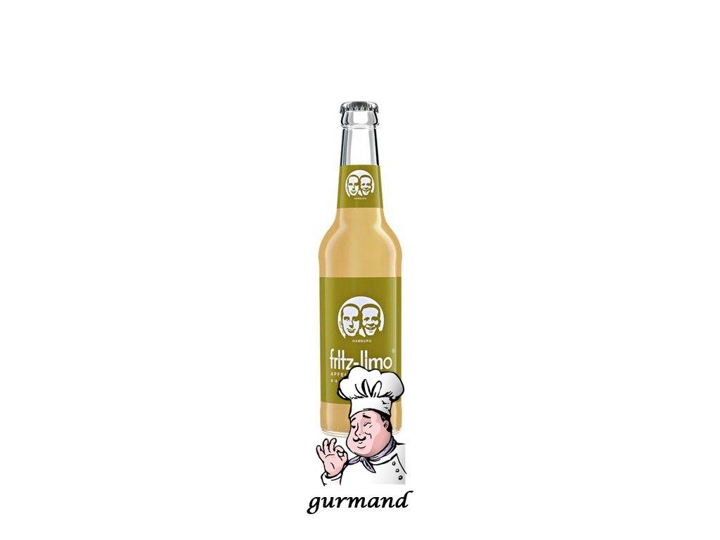 Fritz-kulturgüter  Fritz-Spritz Jablečná bio limonáda set 24x0,33l