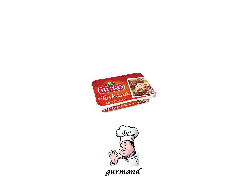 Buko Smetanový sýr typ Toskana 200g