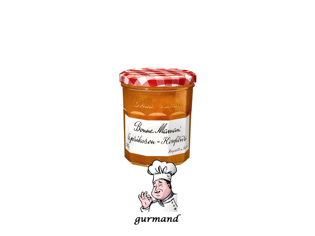 Meruňkový džem 370g