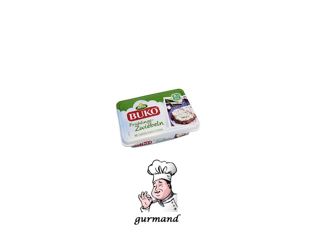 Buko Smetanový sýr s jarní cibulkou 200g
