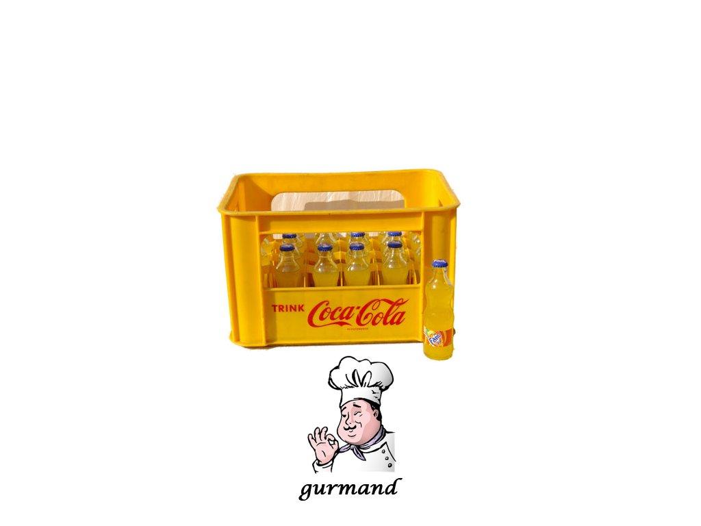 Fanta Pomeranč set 24x0,2l