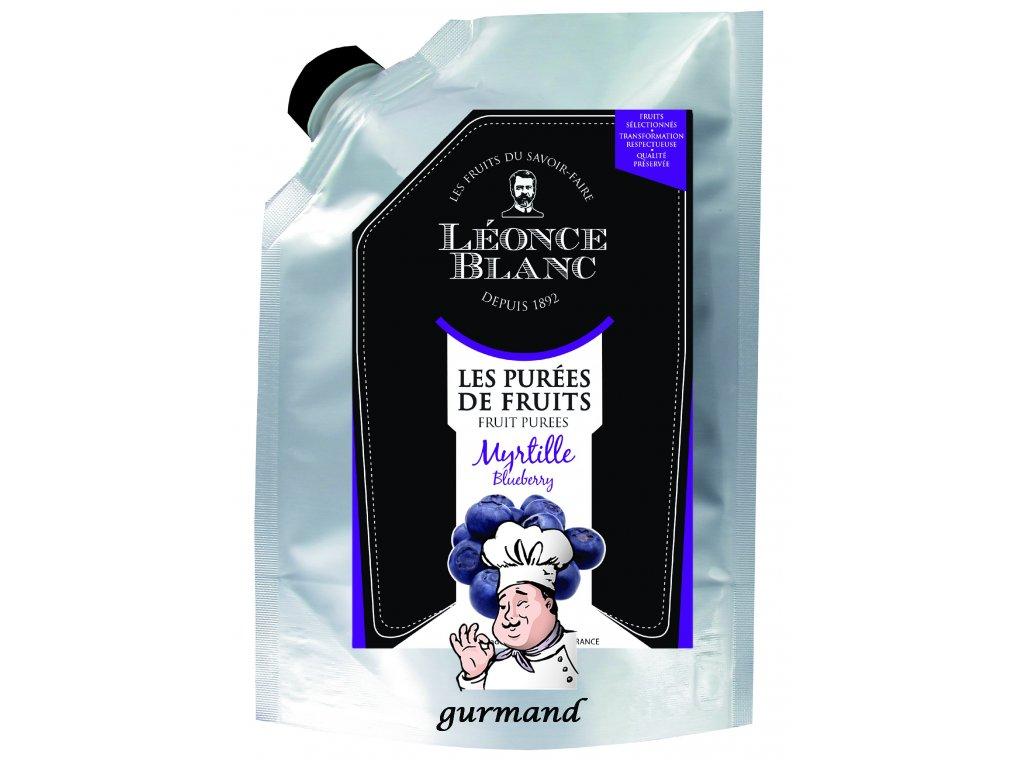 Léonce Blanc Borůvkové pyré (dřeň) 1000 g