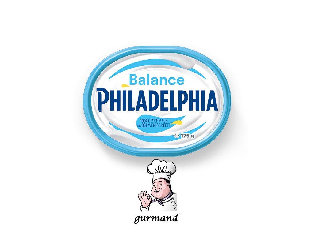 Philadelphia Balance Sýr se sníženým obsahem tuku 175g