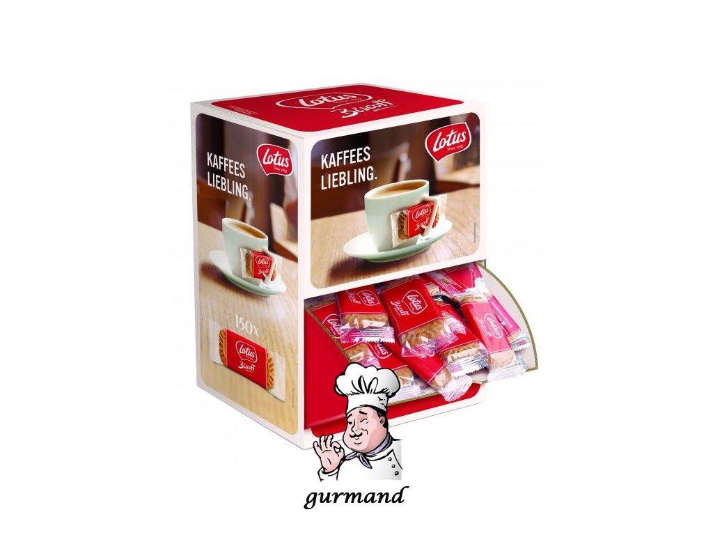 LOTUS Biscoff Karamelizovaná sušenka 150ks/937,5g