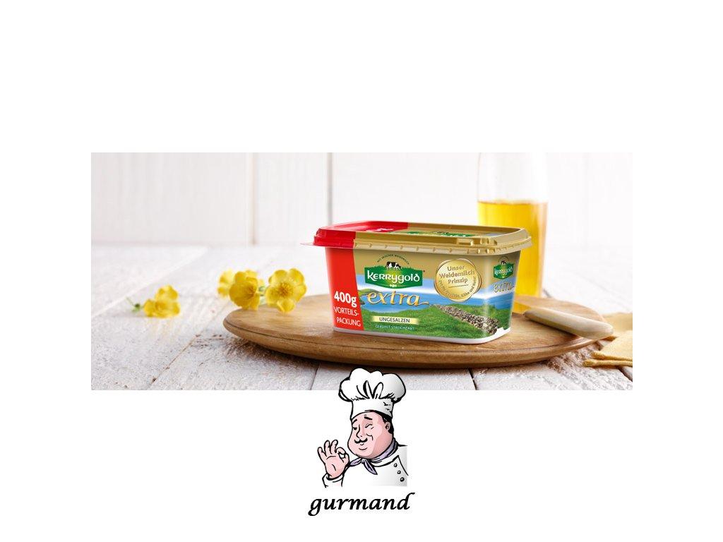 Kerrygold extra Irské máslo s přídavkem řepkového oleje 400g