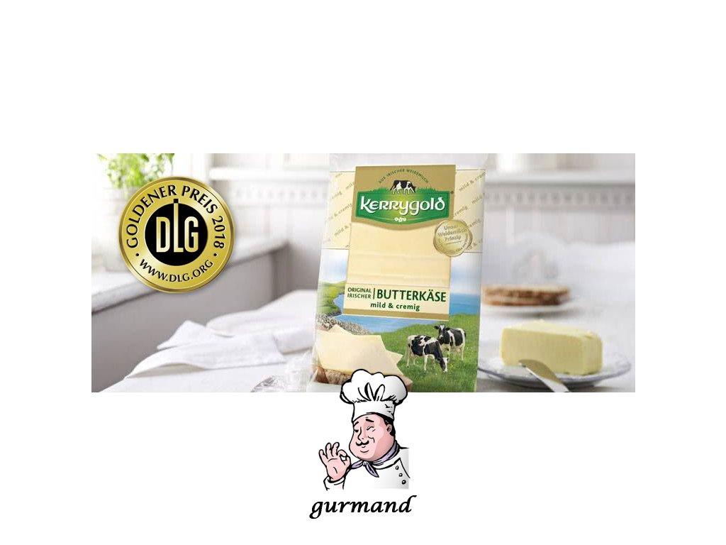Kerrygold Butter Cheese 32% t.v.s. jemný krémový, plátky 150g