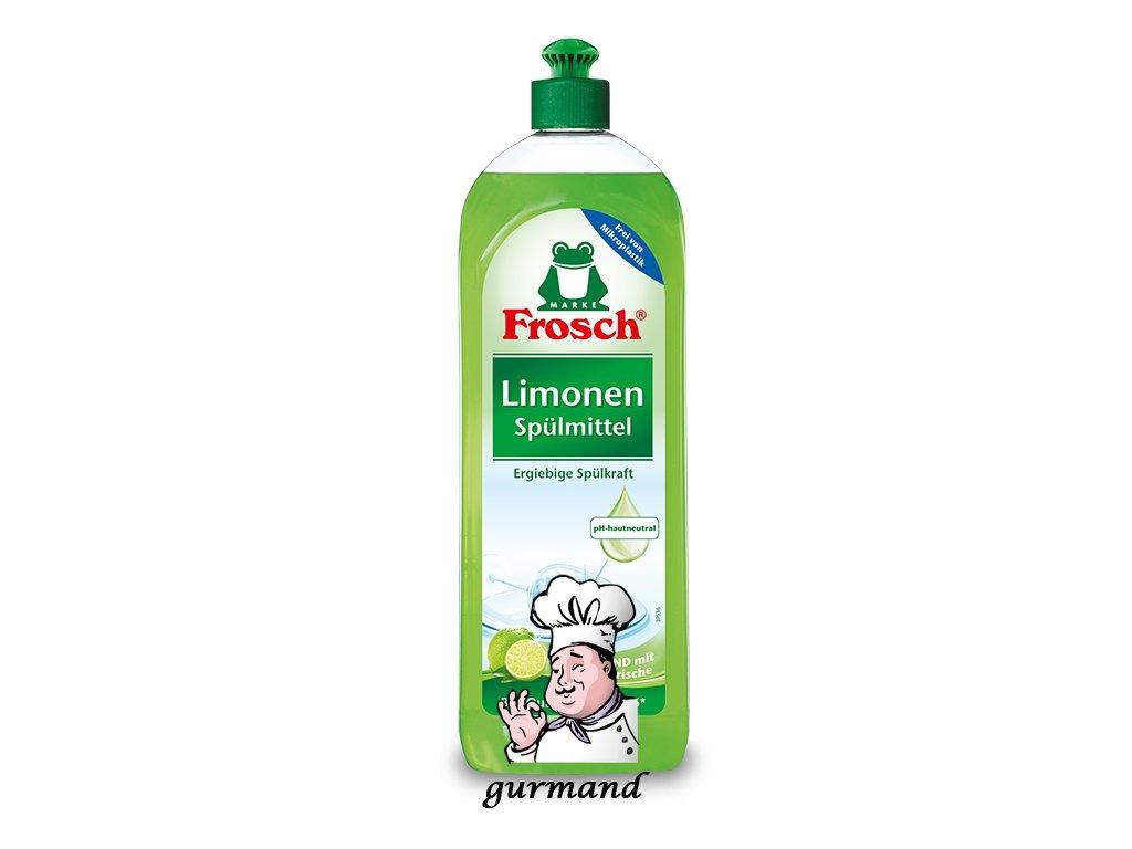 Frosch na nádobí Limonen 750ml