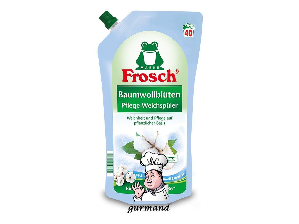 Frosch Aviváž květ bavlníku 40 dávek 1L