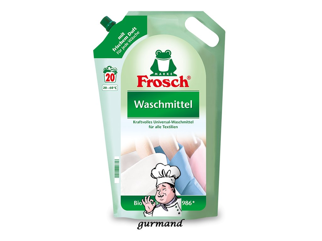 Produktvorlage frosch detailseite waschmittel