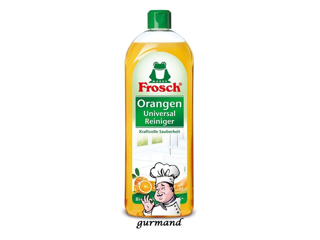 Produktvorlage frosch detailseite orangen universal reiniger