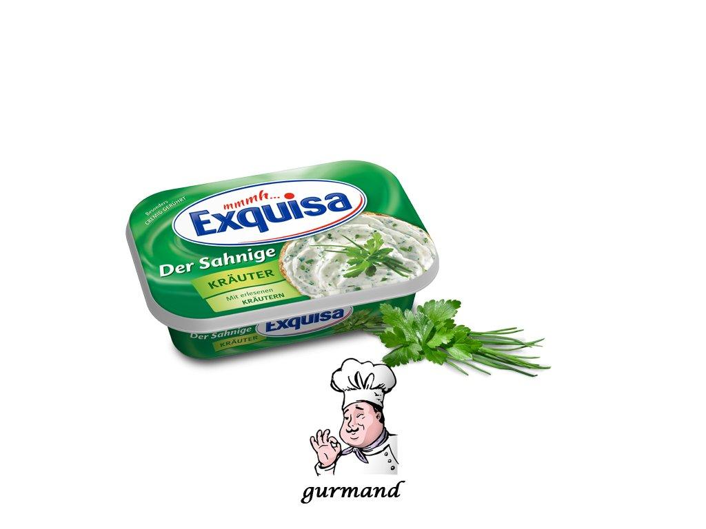 Exquisa Frischkaese Der Sahnige Kraeuter