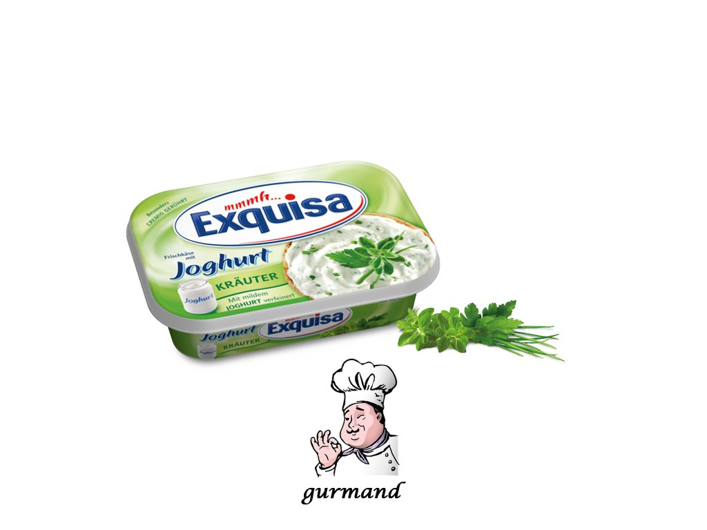 Exquisa Frischkaese Joghurt Kraeuter