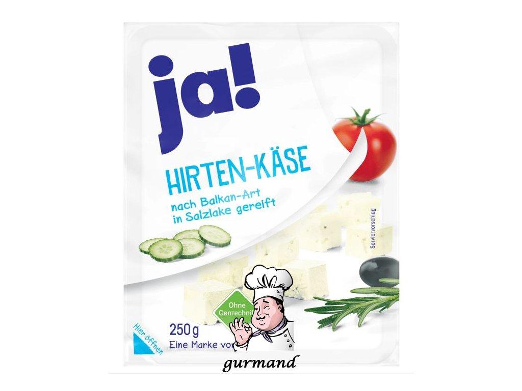 Ja! Sýr balkánský ve slaném nálevu 45% t.v.s. 250g